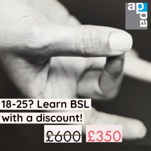 18 - 25 discount ad image, £600 to £350